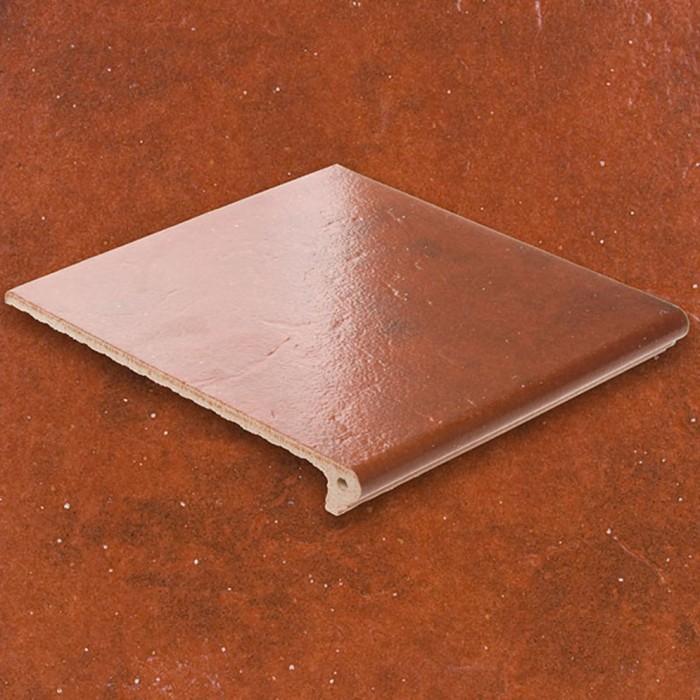 Клинкерная ступень Granit Rot